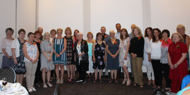 Congratulations to our 2018 Retirees!
